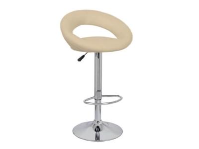 Барный стул Мира WX-1189 экокожа бежевый