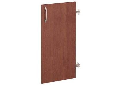 Дверь ЛДСП 2 секции лев-прав 41.79 Рубин 370х700