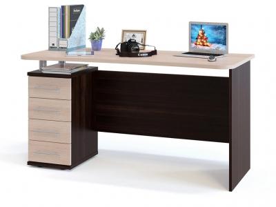 Компьютерный стол Сокол КСТ-105.1 Венге/Беленый дуб
