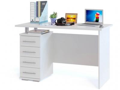 Компьютерный стол Сокол КСТ-106.1 Белый