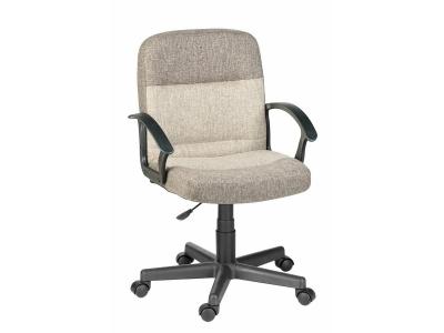 Компьютерное кресло Вейтон Home коричнево-серое