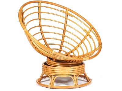 Кресло-качалка Papasan W23/01b без подушки Мёд