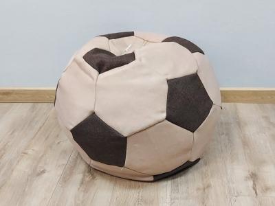 Кресло-мешок Мяч S кат. 1 savana camel-savana chocolate