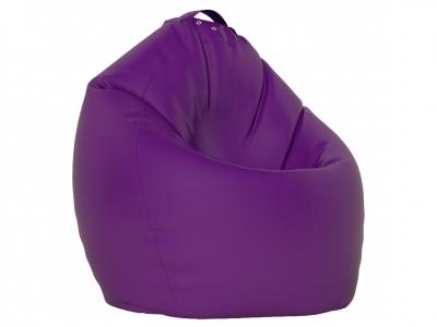 Кресло-мешок XL нейлон сиреневый