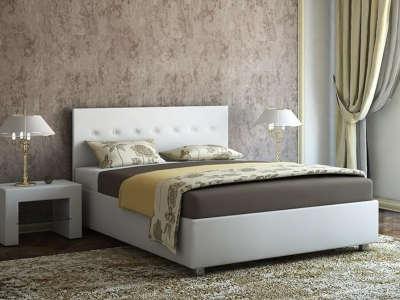 Кровать Ameli белая