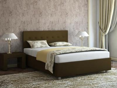 Кровать Ameli коричневая
