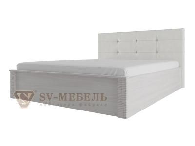 Кровать двойная универсальная мягкая 1400 Гамма 20 Сандал светлый без основания