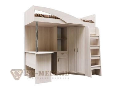 Кровать двухъярусная Вега СВ ДМ-15