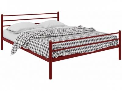 Кровать Милана Plus красная