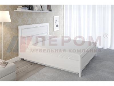 Кровать с подъемным механизмом КР-1023 1600х2000 Снежный Ясень