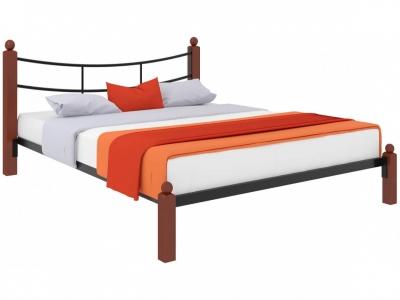 Кровать София Lux черная