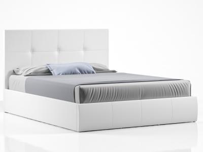 Кровать Твист белая