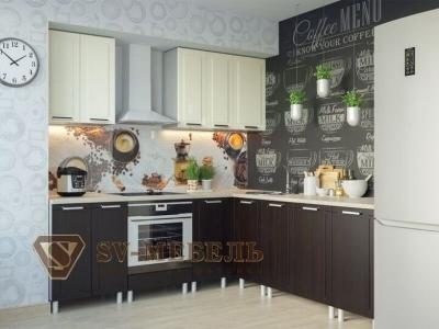 Кухня Геометрия Ваниль