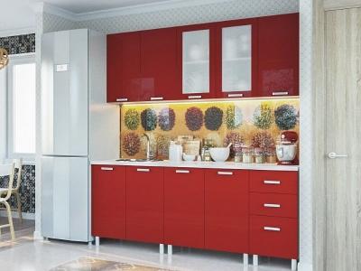 Кухня Модерн Гранат 2000