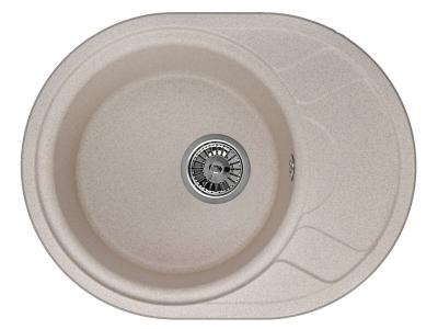 Кухонная мойка Granula 5802 Песок