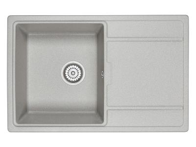 Кухонная мойка Granula 7804 Базальт