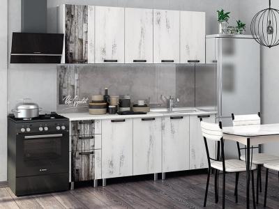 Кухонный гарнитур Bon Appetit 2000 Дуб винтаж
