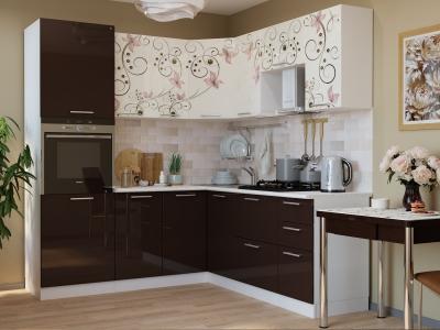 Кухонный гарнитур угловой Риал 2000х2000 фото #83882491
