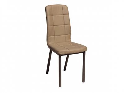 Кухонный стул Квадро металл кофе