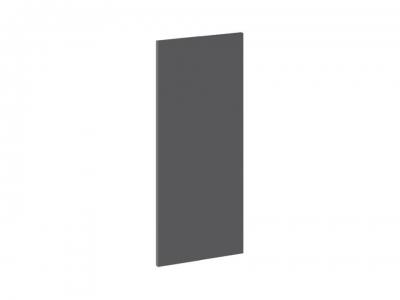Панель боковая декоративная верхняя ПБд-В_72 Одри Серый шелк