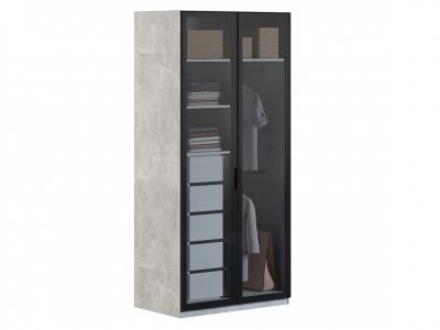 Шкаф 2 двери Бержер Б 2.0.1