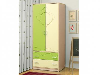 Шкаф 2-дверный Юниор 12.1