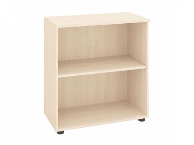 Шкаф 2 секции 40.32 Рубин 700х370х750
