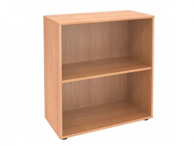 Шкаф 2 секции 61.41 Альфа 760х370х830
