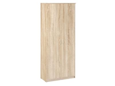 Шкаф 2-х створчатый Дуэт Люкс 960х450х2300 Дуб Сонома светлый