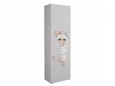 Шкаф 600 для одежды ДО Аннет
