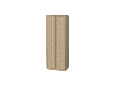 Шкаф для белья со штангой артикул 100 дуб сонома