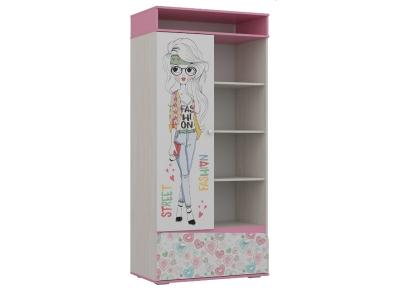 Шкаф для детской 2 Алиса
