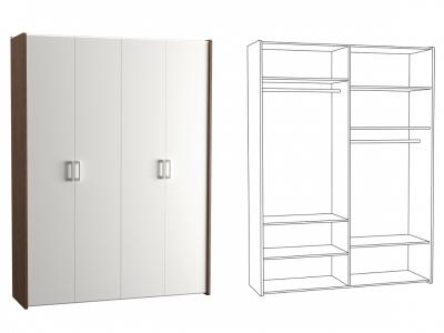 Шкаф для одежды 10.79 Камея