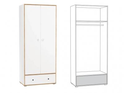 Шкаф для одежды 13.138 Вуди