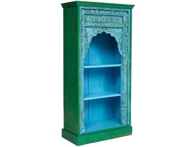 Шкаф книжный Secret De Maison Alhambra Blue Patina (mod. 180224)
