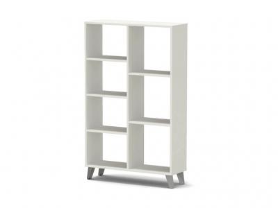 Шкаф книжный ШК-1 Белый