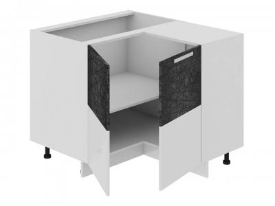 Шкаф напольный нестандартный угловой 90 НнУ90_72_2ДР(НнУ) Фэнтези Лайнс