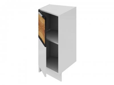 Шкаф напольный торцевой левый НТ_72-40(45)_1ДР(Б) Фэнтези Вуд