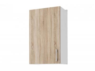 Шкаф навесной 40 Уют СТЛ.275.01 Белый-Дуб сонома