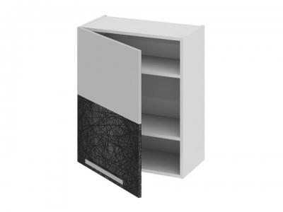 Шкаф навесной левый В_72-60_1ДР(А) Фэнтези Лайнс