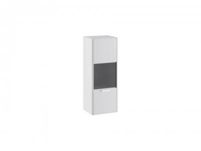Шкаф навесной Наоми ТД-208.07.27 Белый глянец