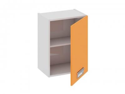 Шкаф навесной правый В_60-45_1ДР(Б) Бьюти Оранж