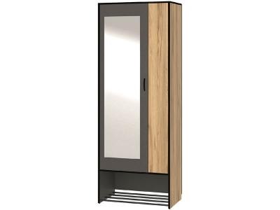Шкаф с зеркалом Ольга - Лофт №3.1