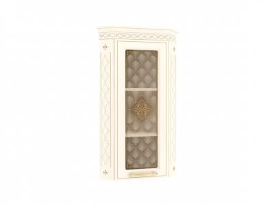Шкаф торцевой закрытый с колоннами лев-прав 23.16 Милана 320х320х880
