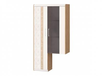 Шкаф-витрина двухдверный левый 65.09 Адель 900х400х1800