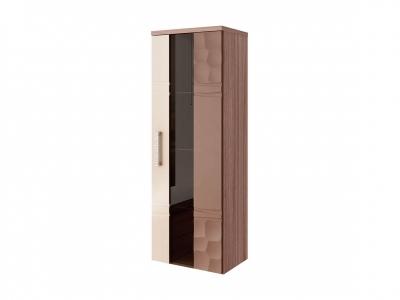 Шкаф-витрина малый лев-прав 33.04 Мокко 400х330х1200