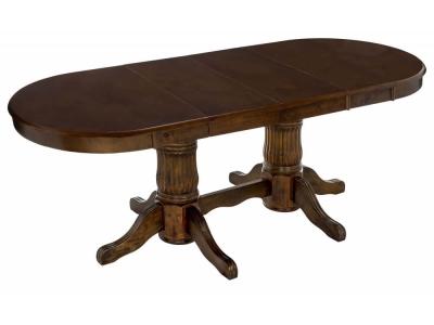Стол деревянный Grandi dirty oak
