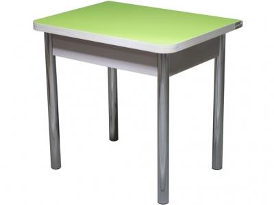 Стол ломберный Пластик Фортпост без ящика хром