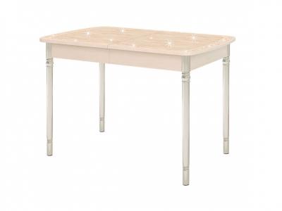 Стол обеденный Орфей-29.10 Дуб Кобург 1000(1800)х700х750