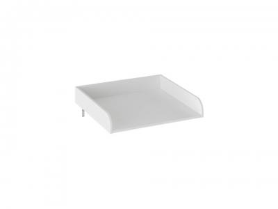 Стол пеленальный Тедди ТД-294.04.11 Белый